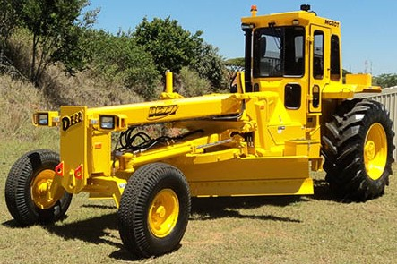 Dezzi Shunting Tractor